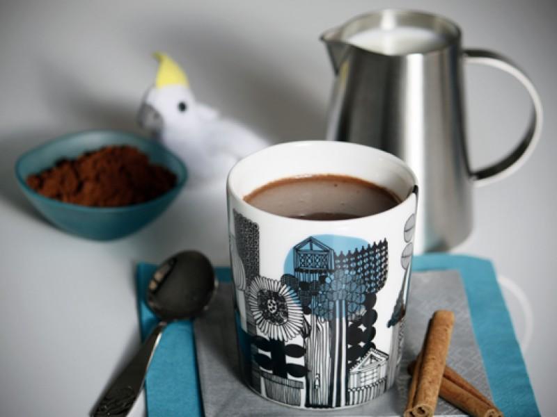 Uống cacao nóng có tốt cho trẻ nhỏ, bà bầu không ?