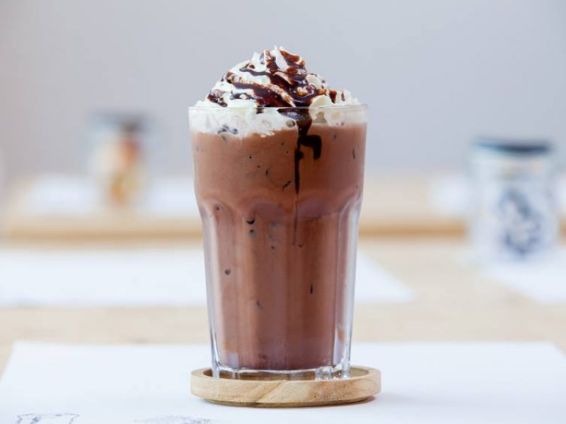 2 công thức chocolate đá ngon phát hờn cho mua hè oi ả