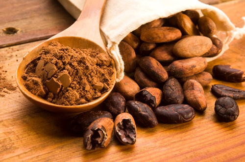 giảm cân bằng cacao