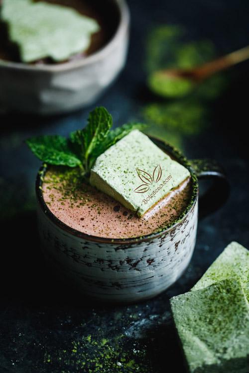 cacao matcha
