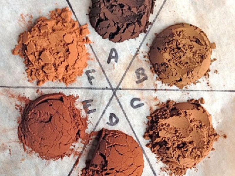 Cách phân biệt bột cacao nguyên chất, bột cacao pha