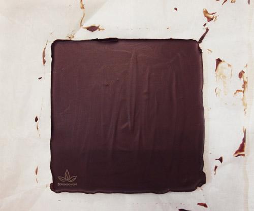 làm chocolate tươi 4