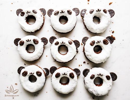 donut chocolate 3