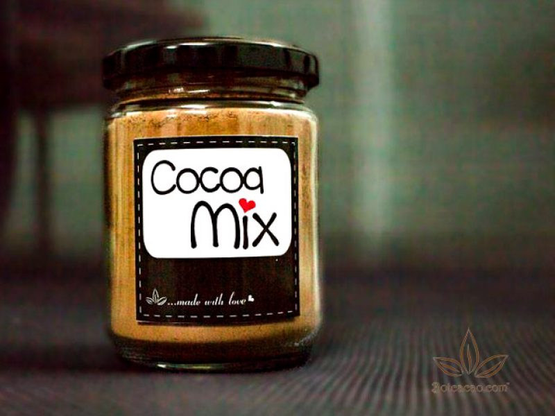 [HOT] Tặng 100 lọ cacao MIX 250G cho khách hàng TPHCM