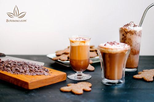 pha cacao sữa 1
