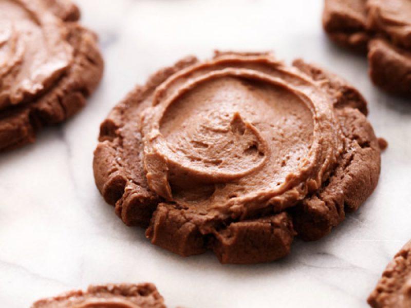 Bánh cookie chocolate công thức siêu dễ
