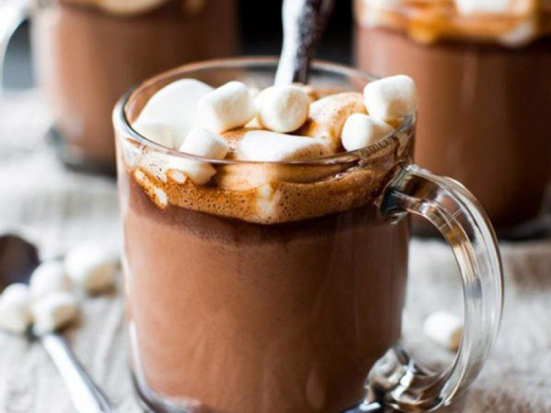 Công thức pha cacao tuyệt nhất cho buổi tiệc ngọt